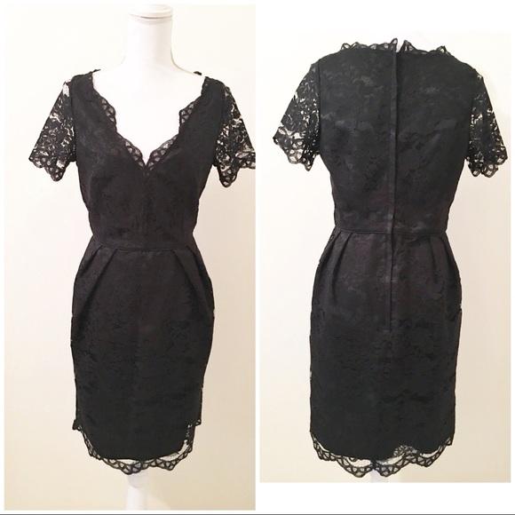 Stella Mccartney Dresses Black Lace Dress Poshmark